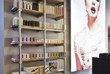 Hoogers Industrieel / Saloninterieurs, look & feel inustrieel
