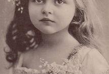 PORTRAITS ANNEES 1910-1930