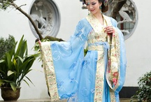 Chinese costume beutifull girl