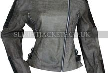 Walking Dead S5 Christian Serratos (Rosita Espinosa) Jacket / Walking Dead S5 Christian Serratos (Rosita Espinosa) Jacket is available at Slimfitjackets.co.uk at a discounted price with free shipping across UK, USA, Canada and Europe. For more details, please visit: http://goo.gl/RE8BvQ