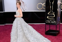 Oscars Red Carpet Style 2013 / by Steve Madden