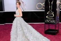 Oscars Red Carpet Style 2013 / by Steve Madden