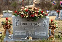 Cemetery Arrangements