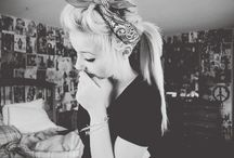 Love her Hair!! / by @my