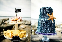 Nautical Weddings / by Jamie Bohlin
