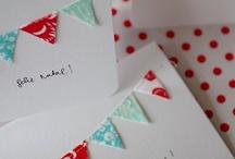 Card Creations / by Hampton Art