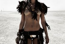 Post APO. / Black Rock City / Images of Burning Man and another things in common.