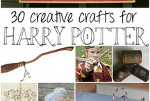 Harry Potter- crafts