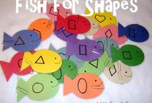 Shape and being imaginative