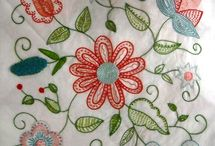 Embroidered Quilt Ideas