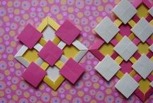 Mosaico Quilt origami