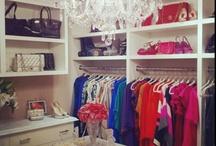 Closets/Dressing Rooms/Boutiques