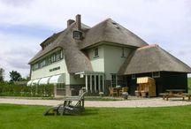 Villa Nieuwland / Rijksmonument aan werelderfgoed - Den Oever