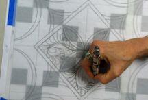dessin quilting