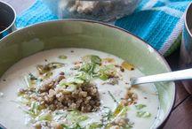 Healthy - Soups!!