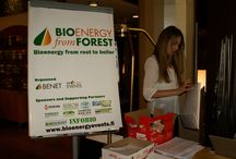 Bioenergy from Forest 2014 / Pictures from the conference