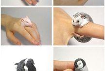Fimo jewelery