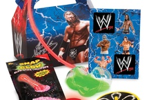 Wrestling  and WWE Birthday Party Ideas / Throw the perfect birthday party for the wrestler in your family with some of the great WWE party supplies available online at www.BirthdayExpress.com!