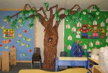 Classroom decor / by Elizabeth Powell