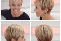 shorthairstyles / by Annie