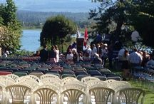 Filberg Memories. / The different enchanting and breath taking wedding spots around the Filberg Park