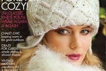 Knitting & Crochet Books & Magazines (Revistas de tejido) / by NáKnits