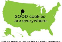 #50States4Kids / by Cookies for Kids' Cancer