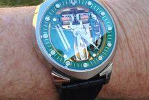 last tuning fork watch: Bulova Accutron 50th anniversary (2010)