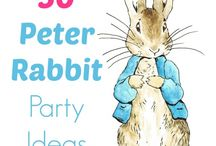 Peter Rabbit + McGregor Garden Party / by Paige Wolf