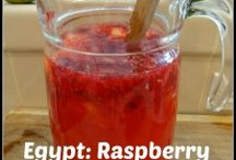 Egypt - Recipes  / Featuring Recipes form Egypt for cooking with kids Around the World in 12 Dishes
