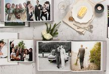 Wedding Album Layout Ideas / Ideas for layout in wedding photo albums for clients
