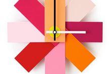 Clocks / by Dana McGlamery
