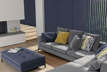 Sala / A solução da sua sala pode estar aqui. Decoramos desde a sua janela, aos suportes e almofadas decorativas. Saiba mais em www.plano-a.com.pt