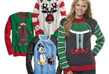 Ugly Christmas Sweaters / Step out in style this Holiday season with these Ugly Christmas sweaters from Shopko. / by Shopko