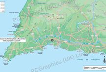 Maps used in Travel Guides / A small selection of the hundreds of maps we've produced for inclusion in travel guide books. Find out more about our maps on our website (http://www.pcgraphics.uk.com) or on our other Pinterest Boards.