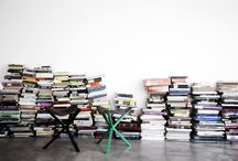 A home has to have lots of books