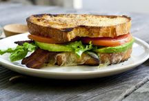 Super Sandwiches / by Sharon Day-Waterston