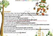 Türkçe/müzik etkinliği