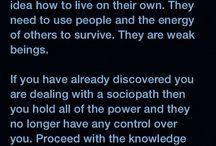 psychopath sociopath