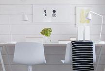 Interior _ work space