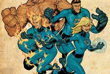 The Fantastic Four / The Fantastic Four