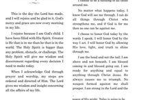 Christian Living / by Judith Painter-McGregor