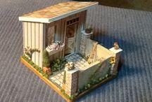 miniatűrök/ fairy garden