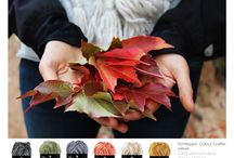 alle kleuren wol bij elkaar