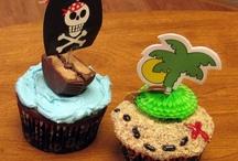 birthday party ideas / by Erica Esser