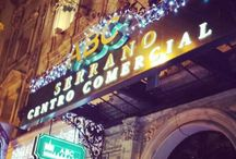 Ya llegó la Navidad al C.C ABC Serrano