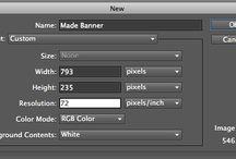 photoshop elements tutorials / by Deanna Jones
