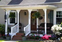 out door living / by Debbie Medina-Pearson