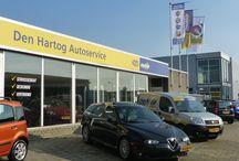 Den Hartog Autoservice / Wij zijn de FIAT specialist voor Nieuwegein en omstreken.