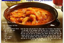 Tuscan Recipes - Ricette Toscane / Here you can find pics and recipes of Florentine and Tuscan food... Enjoy!
